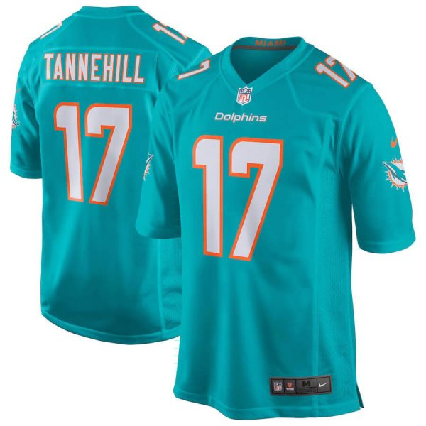 Men's Miami Dolphins Custom Game Jersey