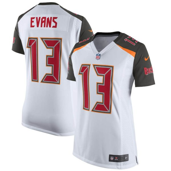 Women's Tampa Bay Buccaneers Custom Game Jersey
