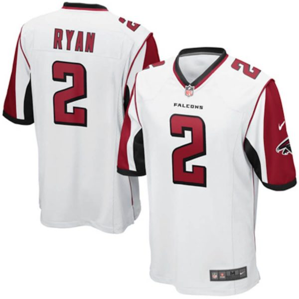 Youth Atlanta Falcons Custom Game Jersey