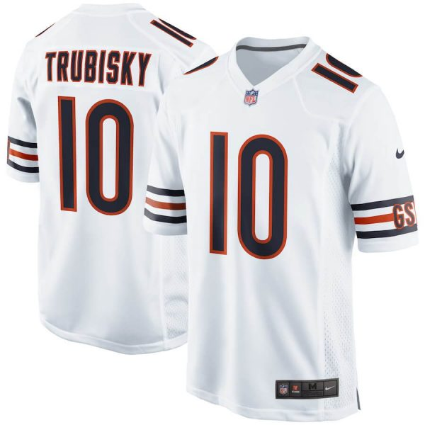 Youth Chicago Bears Custom Game Jersey