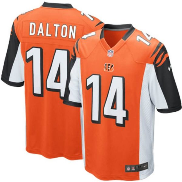 Youth Cincinnati Bengals Custom Game Jersey