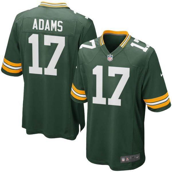Youth Green Bay Packers Custom Game Jersey
