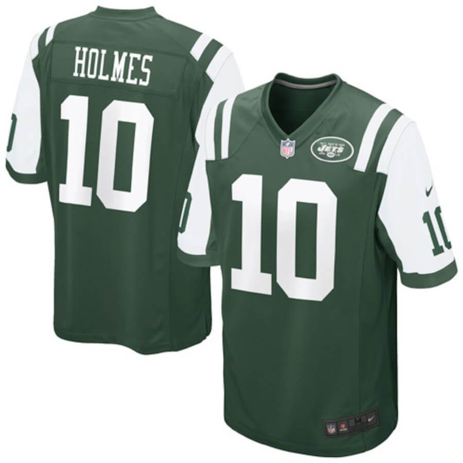 Youth New York Jets Custom Game Jersey